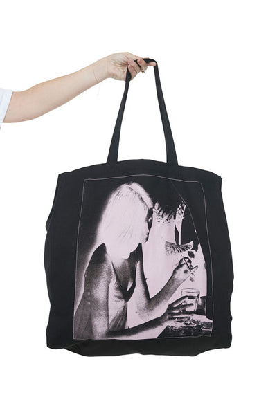 Perks And Mini (P.A.M.) User Interface Tote Bag Black