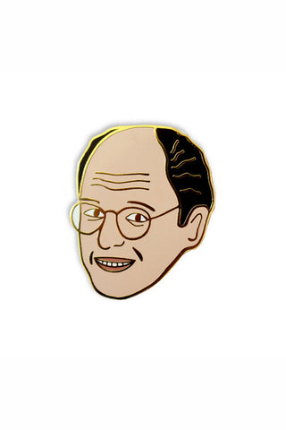 GEORGIA PERRY GEORGE PIN available in ENAMEL/GOLD