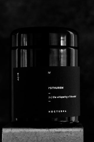 NOCTURNA Psithurism Candle