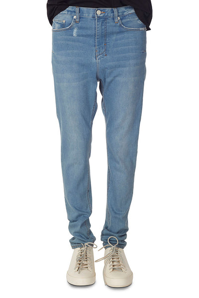 COCURATA Slim Slouch Jean More Blue