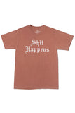 Hippie Sex Shit Happens T-shirt