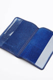 Soulland Smugler Passport Holder Blue