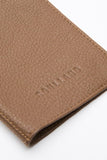 Soulland Smugler Passport Holder Brown