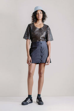 Mathys Sinclair Milla Skirt Billy Denim