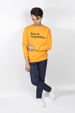 Soulland Omelette Sweatshirt Orange