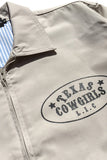 Life Is Connected Texas Cowgirls Drizzler Jacket Beige