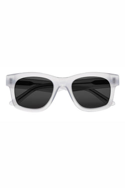 SUN BUDDIES TYPE 01 SUNGLASSES available in SMOKEY WHITE