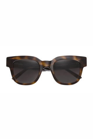 SUN BUDDIES TYPE 05 SUNGLASSES available in SOFT BROWN