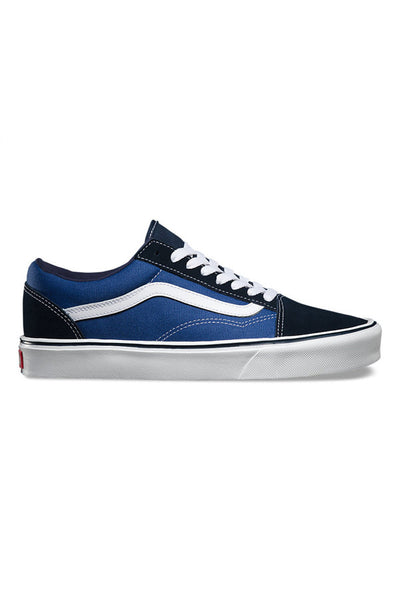 VANS Old Skool Lite Shoes Navy White