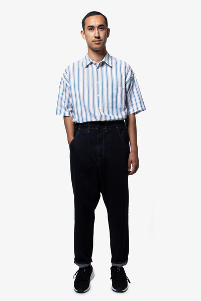 Bukht New Big Denim Pants - One Wash Indigo