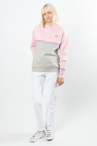 Etre Cecile EC Colour Block Boyfriend Sweatshirt Etre Cecile is available in Brisbane Queensland Australia at Violent Green Albert Street store #etrececile #etrececilestockist #etrececiledealer #etrececileclothing #etrececiletee #etreccecilepant #etrececileskirt #etrececiledenim #etrececileshirt #womenswear #parisienne #parisiennechic