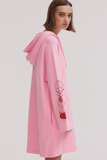 Lazy Oaf Burger Hoodie Dress