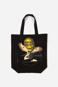 Perks And Mini (P.A.M) Mutagenesis Tote Bag - Black