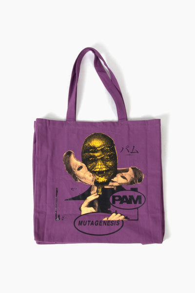 Perks And Mini (P.A.M) Mutagenesis Tote Bag - Purple