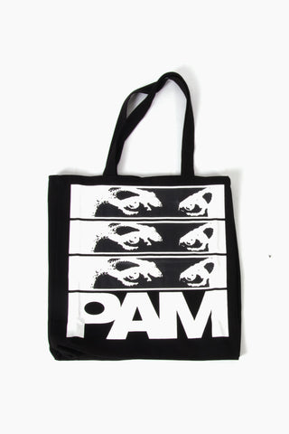 Perks And Mini (P.A.M) P.A.MAIDEN Tote Bag - Black