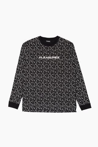 Pleasures Dynasty Long Sleeve - Black