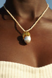 Reliquia Pearl's Nest Necklace - Gold