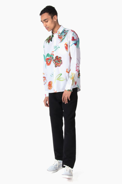 Soulland Kujan Shirt - Multi