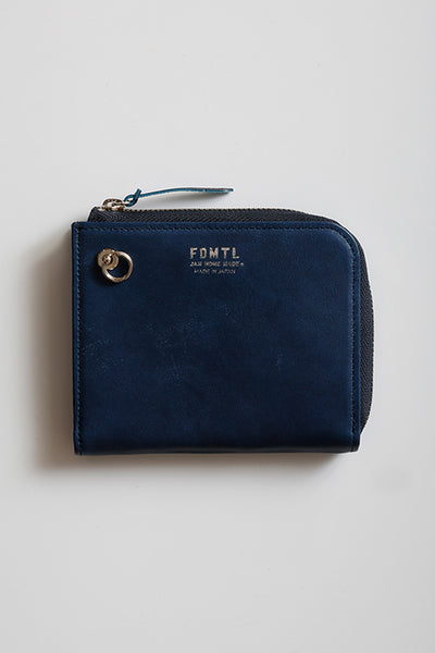 Fdmtl x Jam Home Made Zip Wallet Indigo FDMTL FUNDAMENTAL LUXURY AGREEMENT is available in Brisbane Queensland Australia at Violent Green store #fdmtl #fundamentalluxuryagreement #sashiko #boro #vintagedenim #denim #madeinjapan #patchwork #indigo #indigodenim #fdmtldealer #fdmtlstockist #fdmtlaustralia #fdmtlbrisbane #fdmtlqueensland