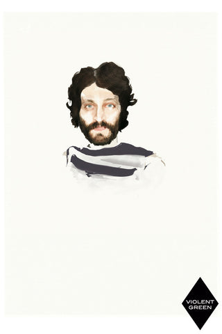 AND LIZZY-VINCENT GALLO ARTWORK