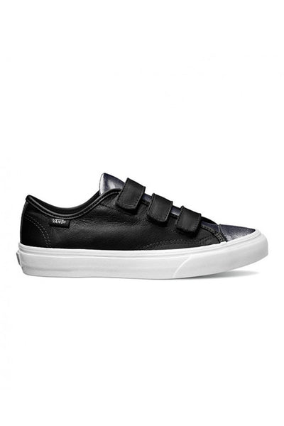 Vans Canvas Style 23V Prison Issue 2 Tone Black Gunmetal