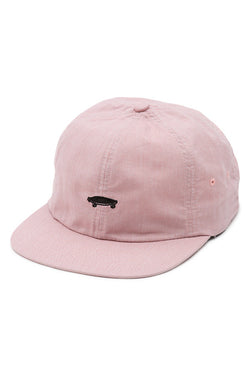 Vans Salton II Jockey Hat Rose Tan