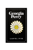 Georgia Perry Daisy Lapel Pin Georgia Perry is available in Brisbane Queensland Australia at Violent Green Albert Street st