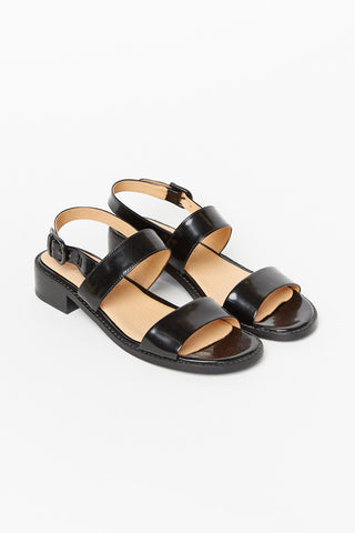 Vanishing Elephant Kim Sandal Black