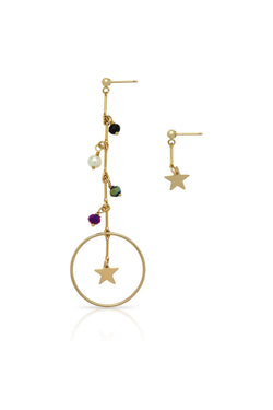 Petite Grand A Kind Of Magic Earrings Gold