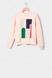 Kowtow Wall Crew - Light Pink