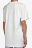 STAMPD Center Logo Tee White
