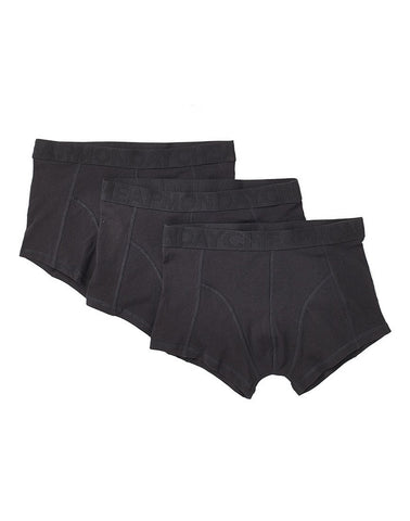 CHEAP MONDAY STRETCH TRUNKS available in BLACK/BLACK/BLACK