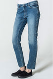 CHEAP MONDAY Common Denim Jean available in Atomic Blue