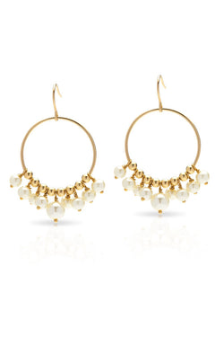 Petite Grand Ellie's Earrings Gold