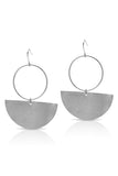 Petite Grand Hippolyta Earrings Silver