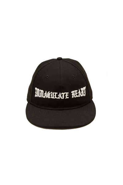 Born x Raised Immaculate Heart Snapback - Black