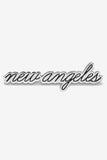 STAMPD New Angeles Cursive Enamel Pin Stampd is available in Brisbane Queensland Australia at Violent Green Albert Street store