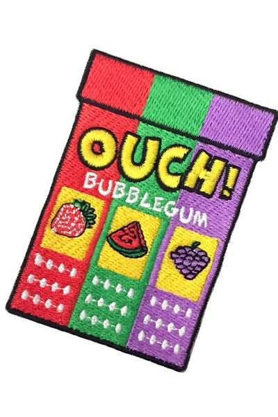 Eat Me Do Ouch Bubblegum Patch