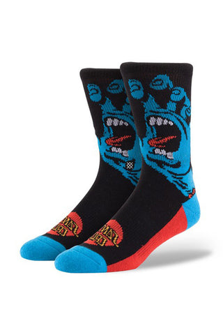 STANCE SCREAMING HAND SOCK available in BLACK