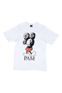 Perks And Mini ( P.A.M.) High Kids S/S Tee available in White Perks And Mini //  P.A.M. is available in Brisbane Queensland Australia at Violent Green Albert Street store