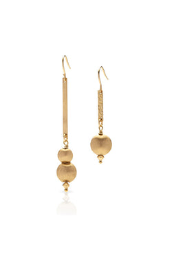 Petite Grand Reverie Earrings Gold