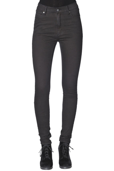 CHEAP MONDAY Second Skin Jean (womens) available in New Black