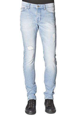 CHEAP MONDAY Sonic Denim available in Air Blue