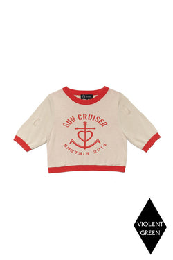 SRETSIS - SUN CRUISER JUMPER - PIRATE RED