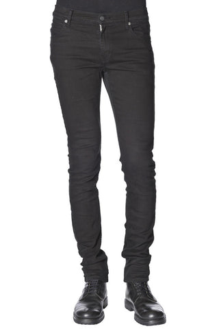 CHEAP MONDAY TIGHT JEAN ( unisex) in NEW BLACK