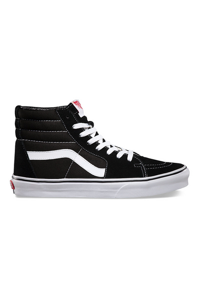Vans Sk8 Hi available in Black vans is available in Brisbane Queensland Australia at Violent Green Albert Street store #vans #vansclassicslipon #vansoldskool #vanshalfcab #vanssk8hi #vansshoes #vansfootwear #footwear #vansdealer #vansstockist #vansaustralia #vansbrisbane #vansqueensland #vansera #checkerboard #vanscso #shoes #streetwear #skate