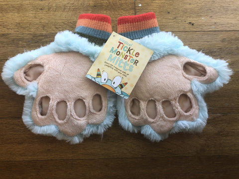 Tickle Monster Gloves