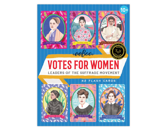 Votes For Women Flashcards