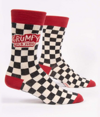 Grumpy old man/ M CREW SOCKS