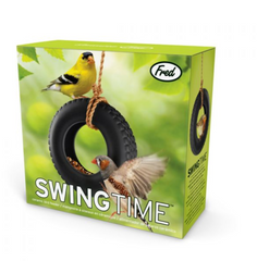 Fred Swing Time Bird Feeder